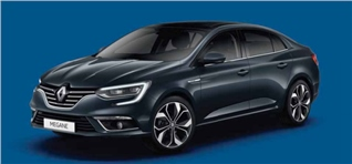 eCar Added Renault Megane in Car Fleet