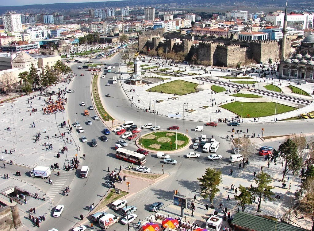 Car Rental Kayseri Airport - Rent a Car