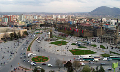 Kayseri City Center Office