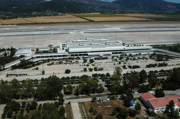 Dalaman Airport Office, Mugla, Turkey ( DLM )