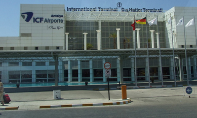 Antalya Airport Office, Antalya, Turkey ( AYT )