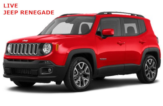 LIVE JEEP RENEGADE