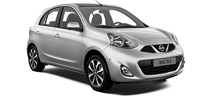 CCAR - NISSAN MICRA OR SIMILAR